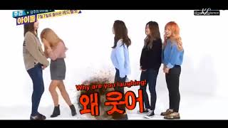 FUNNY KPOP IDOLS ACCIDENTS IN FRONT OF OTHER IDOLS