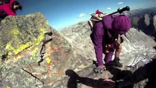 Mount Rea 2012 - Scrambler girls gone wild. Thumbnail