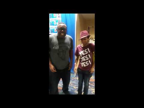 """Meeting Andre """"Black Nerd Comedy"""" @ Rangerstop And Pop"""