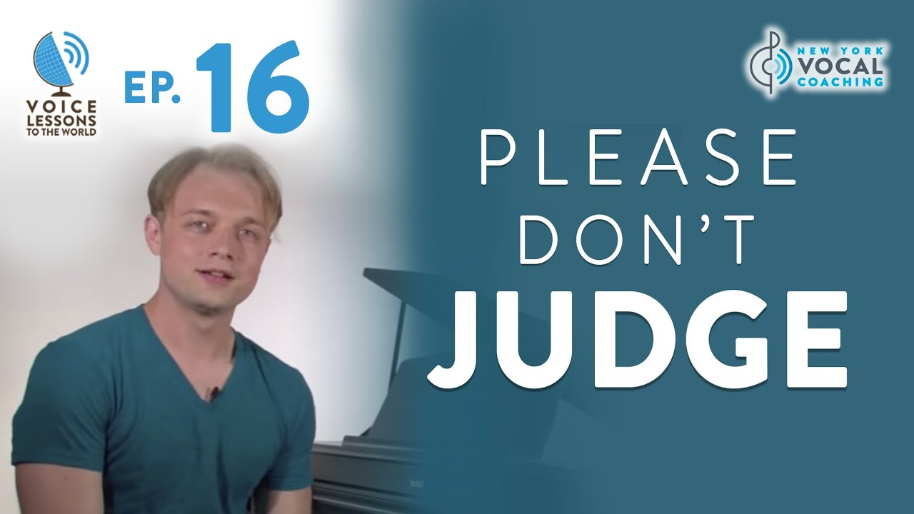 "Ep. 16 ""Please Don't Judge"""
