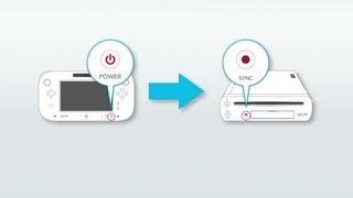 Synchroniser un Wii U GamePad (Wii U)