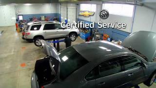 Klein Chevrolet Buick Service Center