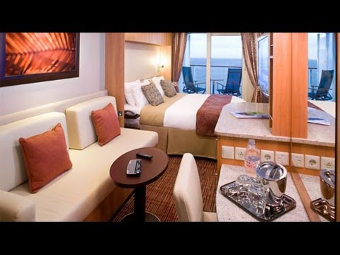 Celebrity Millennium Concierge Class Cabin C1 - YouTube