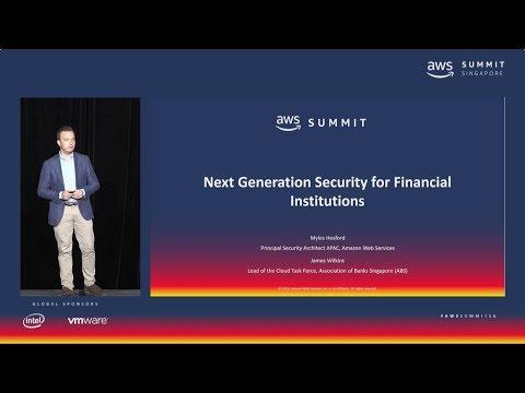 AWS Summit Singapore - Next Generation Security