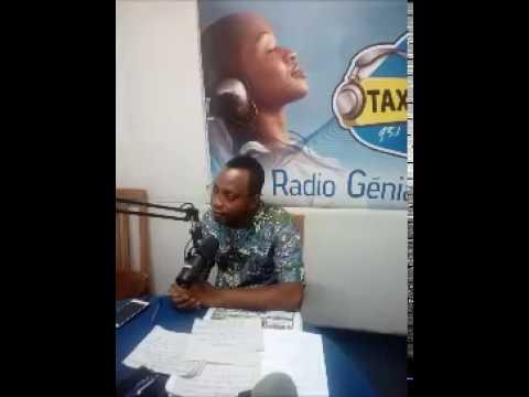 Emission Taxi Presse du 15 Décembre 2017 Radio Taxi Fm Togo
