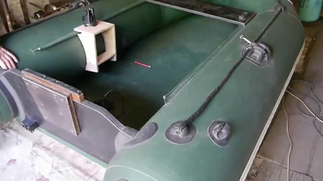 Стол для лодок пвх своими руками