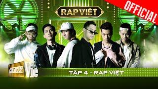 Rap Việt Tập 4 Full HD