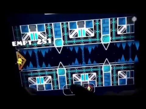 Geometry Dash : SONIC WAVE (ULTRA EXTREME DEMON) Practice Mode 100%