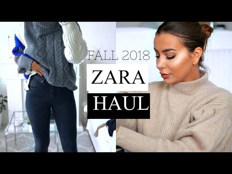 Baixar ZARA TRY ON HAUL 2018 Fall Edition