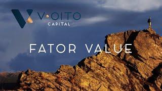 Fundo de ações V8 Veyron Smart Beta FIM - Fator Value