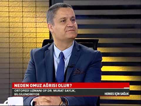 Yrd.Doç.Dr. Murat Saylık ile Sağlık