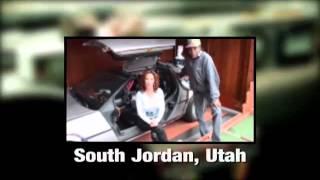 BTTF South Jordan Utah with Claudia Wells and Don Fullilove