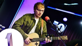 Ed Sheeran - Bloodstream in the Live Lounge by : BBC Radio 1