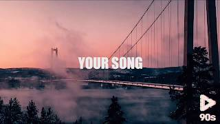 Your Song - Parokya Ni Edgar (Aesthetic Lyrics)