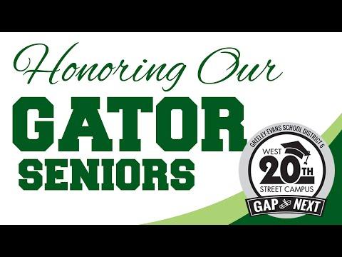 Honoring Our Greeley-Evans Alternative Program (GAP) Class of 2020 Seniors