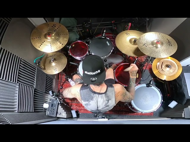 4 Non Blondes - what's going on (Drum cover)