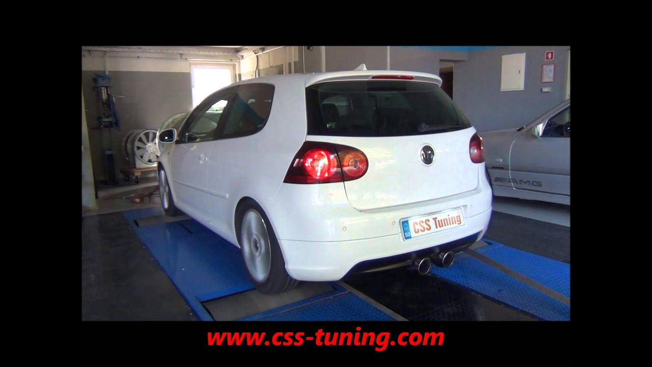 css performance vw golf 5 1 4 tsi 140 hp youtube. Black Bedroom Furniture Sets. Home Design Ideas