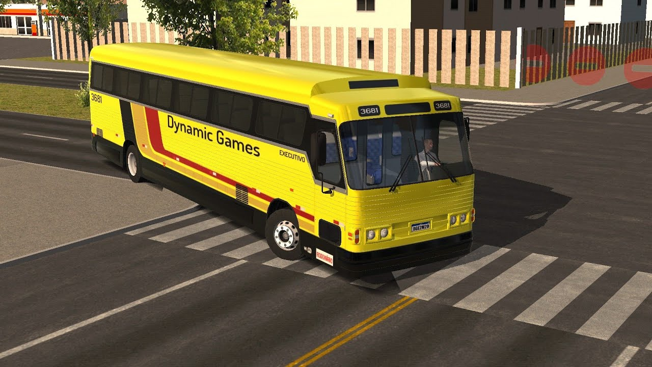 World Bus Driving Simulator - New Bus Gameplay #17