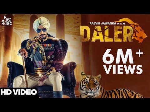 Daler | Rajvir Jawanda Ft. MixSingh | ( Full HD) | New Punjabi Songs 2017| Latest Punjabi Song 2017