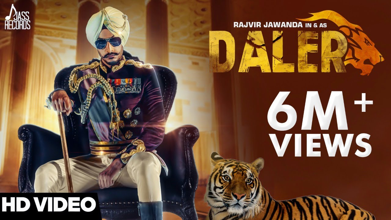 Daler | Rajvir Jawanda Ft. MixSingh | Full Video | Latest Punjabi Song 2017 | Jass Records