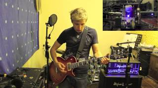 Xvive Distortion GUITAR PEDAL DEMO - James Bell Thumbnail
