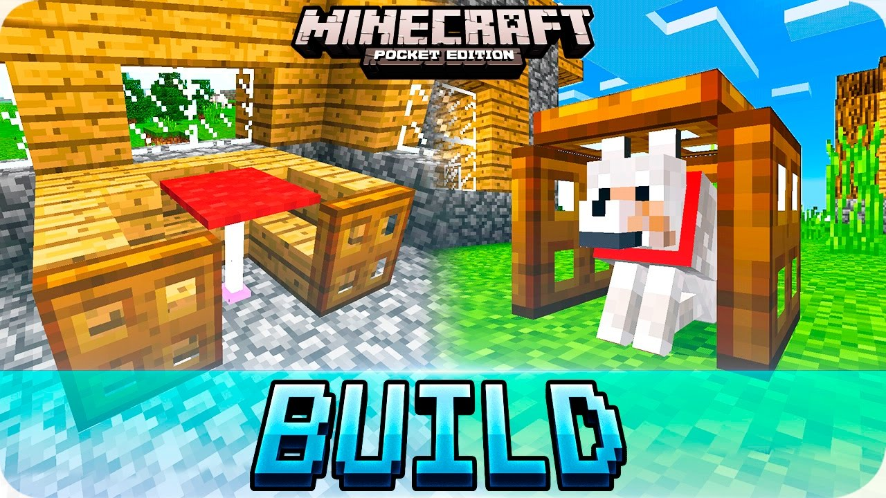 Minecraft PE 1.0 - 🔹5 Cool Things to Build in The End Update ...