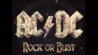 AC/DC - Rock Or Bust   03. Rock The Blues Away