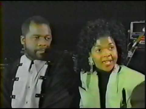 BeBe & CeCe Winans - Interview (1991)