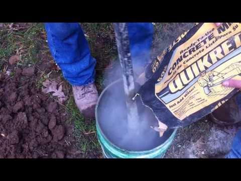 How to Mix Concrete with a Mortrex Concrete Mixer