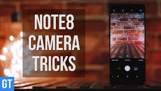 TOP 11 COOL Galaxy Note8 Camera Tips