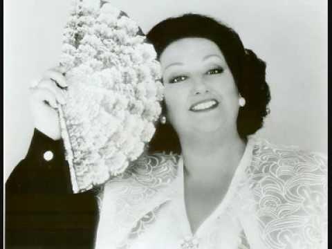 Montserrat Caballe - Air de Micaëla - Micaela's aria Carmen
