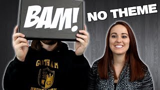 THE BAM BOX August 2017 - No Theme