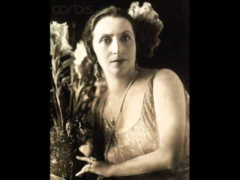 Amelita Galli-Curci - Peer Gynt : Solveig's Song (Grieg)