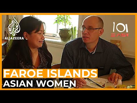 Asian women looking for love in the Faroe Islands - 101 East