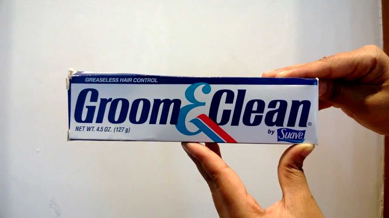 how to use groom and clean