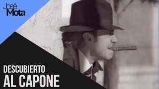 Al Capone descubierto.