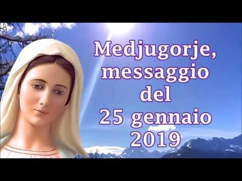Risultati immagini per messaggio da Medjugorje del 25 Aprile 2019 e commento di padre livio