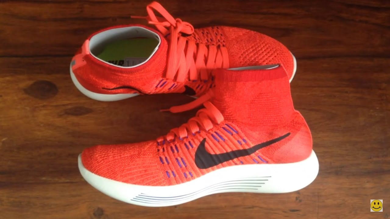 97e4a90959ad ... Nike LunarEpic Flyknit 2016 Unboxing and Review - YouTube ...