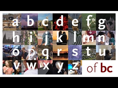 A To Z of BC