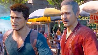 Uncharted 4 gameplay ps4 hd 2015