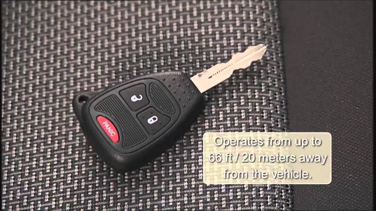 2016 Jeep Compass   Key Fob