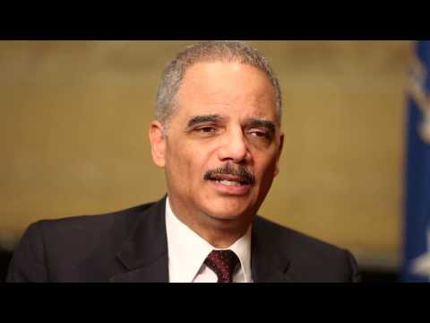 Eric Holder on civil rights, Trayvon Martin, Ferguson