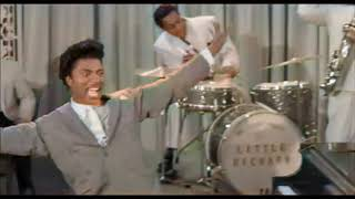 Little Richard - Long Tall Sally, in color! (1955)