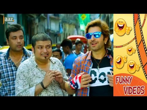 Badsha The Don Funny Clip | Jeet | Nusraat...
