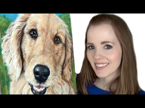 PET PORTRAIT PAINTING!   GIFT FOR PET LOVERS!   CUSTOM PET PAINTING