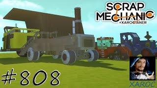 Scrap Mechanic - FanCreation - Das sind mal geile Traktoren! #808 🐶 deutsch / german