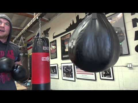 mike lee working out - EsNews boxing