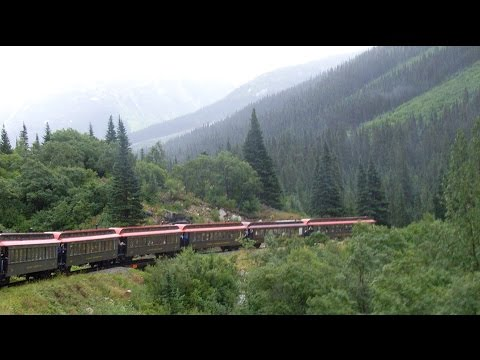 Skagway : White Pass and Yukon Route