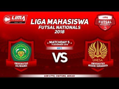 UNSIL VS UNESA MENS LIMA FUTSAL NATIONALS 2018