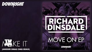 Richard Dinsdale - Move On EP (Teaser)